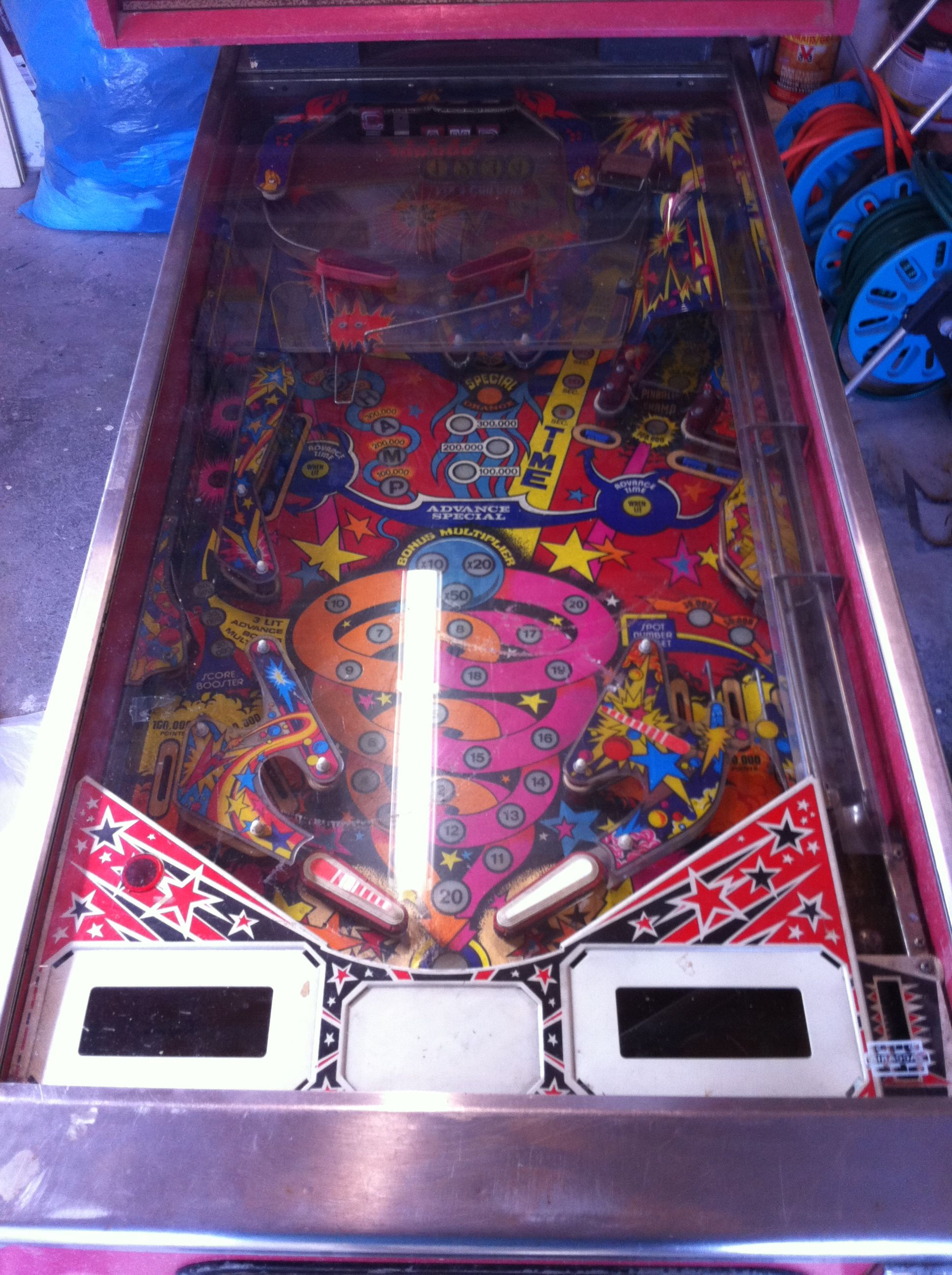 General Pinball Restoration
